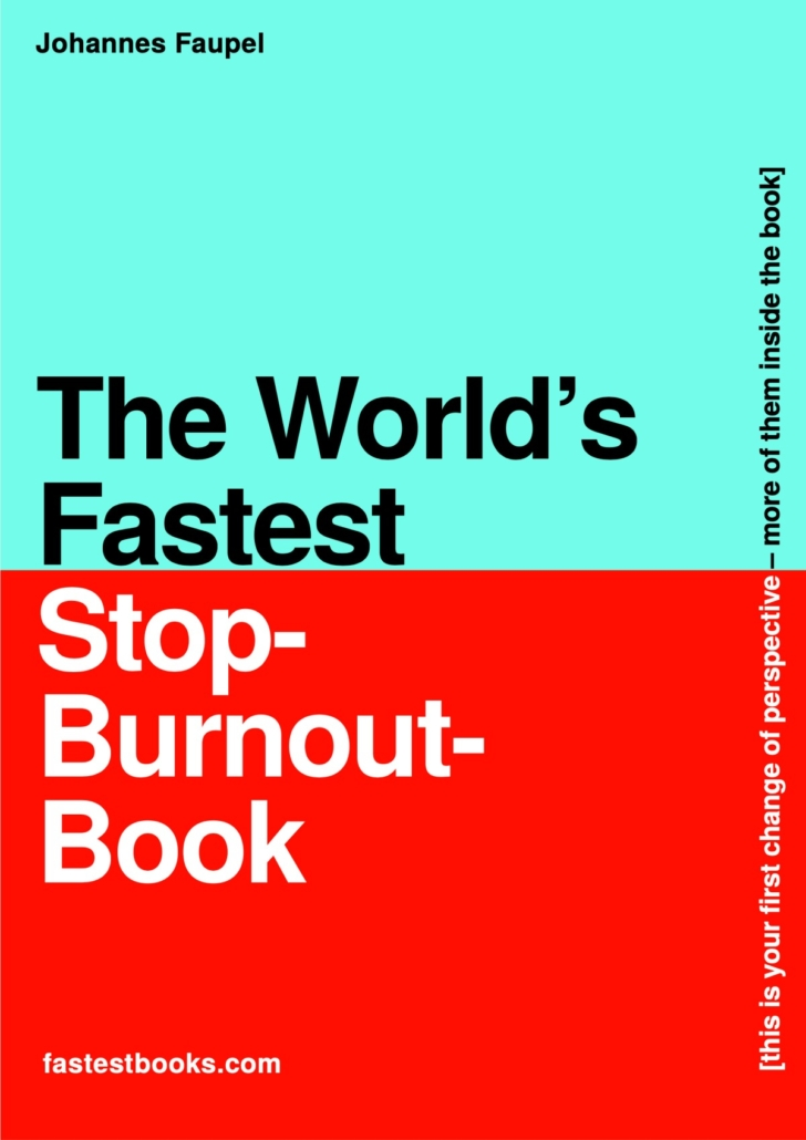 The World's Fastest Stop-Burnout-Book